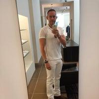 Photo taken at Calvin Klein Collection by brendan w. on 7/5/2014