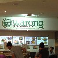 5/20/2014에 WANNY S.님이 Warong에서 찍은 사진