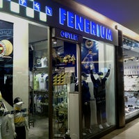 Photo taken at Fenerium Outlet by Osman Y. on 5/22/2013