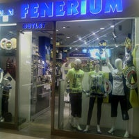 Photo taken at Fenerium Outlet by Osman Y. on 5/24/2013