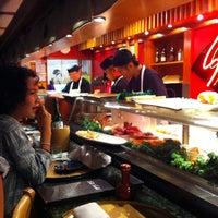 Photo taken at Fuki Sushi by ryumie h. on 10/11/2012