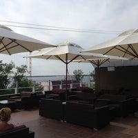 Photo taken at Атриум Lounge Bar by Алексей Г. on 6/29/2013