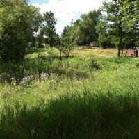 Photo taken at Stout Pond trail by Kari S. on 7/19/2013