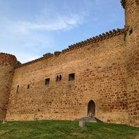Photo taken at Castillo De Valdecorneja by Fernando D. on 8/16/2013