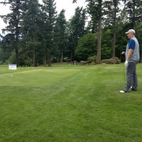 Photo taken at Bellingham Golf & Country Club by Keith W. on 5/31/2013