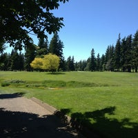 Photo taken at Bellingham Golf & Country Club by Keith W. on 6/2/2013