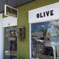 Photo taken at Olive Boutique by Noriyuki M. on 8/19/2015