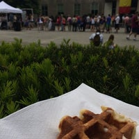 Photo taken at Embassy Of Belgium by Silvia L. on 5/10/2014