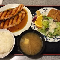 Photo taken at Gombei Japanese Restaurant by Kai C. on 1/26/2015