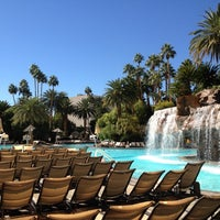 Photo taken at The Mirage Hotel & Casino by Robbert V. on 11/7/2012