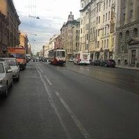 Снимок сделан в Средний проспект В. О. пользователем Sergey 5/19/2013