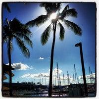 Photo taken at Rainbow Bay Marina by Jason S. on 10/17/2013