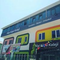 6/28/2017 tarihinde Bircan K.ziyaretçi tarafından Bilgi Küpü Koleji'de çekilen fotoğraf