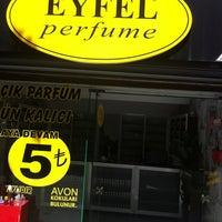 Photo taken at eyfel perfumum esenler by Ramazan Ö. on 5/25/2013