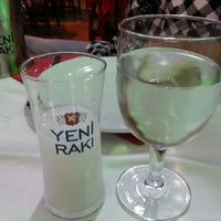 Photo taken at Meydan Balık Restaurant by Kerem K. on 5/25/2013