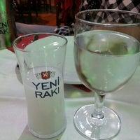 Photo taken at Meydan Balık Restaurant by Kerem K. on 6/7/2013