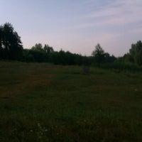 Photo taken at Криничка біля Росі by Valentyna M. on 6/29/2013