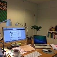 Photo taken at Vittrup Kommunikation by Line V. on 1/27/2014