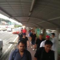 Photo taken at Kelana Jaya Carpark B by Syabyusof X. on 5/8/2013
