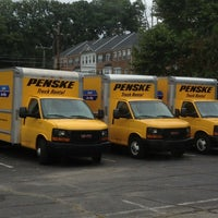 Photo taken at Penske Truck Rental by Freddie D. on 8/7/2013