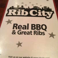 Photo taken at Rib City by Leanne B. on 6/21/2013