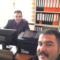Photo taken at T.C. Güney Yüreğir Sulama Birliği by Soner K. on 1/7/2015