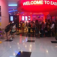 Photo taken at Eastern Cineplex Tawau by benny t. on 10/4/2012
