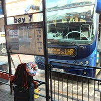 Photo taken at Gloucester Green Bus Station by Toshiya J. on 6/7/2016