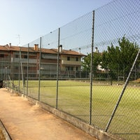 Photo taken at Campo da Tennis by Olmo R. on 7/16/2013