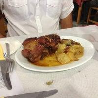 Photo taken at Restaurante González by Shey on 9/1/2013