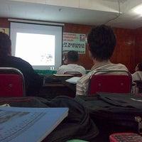 Photo taken at LPMP Provinsi Sulawesi Tengah by Sri Y. on 5/16/2013