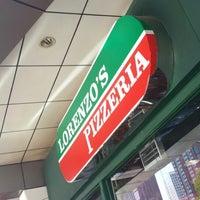Photo taken at Lorenzo pizzeria by Sérgio S. on 9/3/2014