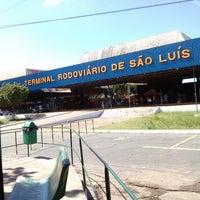 Photo taken at Terminal Rodoviário de São Luís by Marcelo B. on 6/29/2013