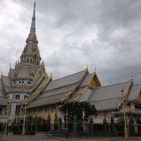 Photo taken at Wat Sothon Wararam Worawihan by Au J. on 5/18/2013