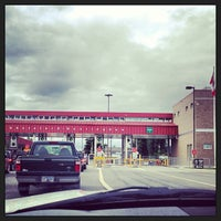 Photo taken at Canada Border Services Agency by Lo L. on 5/27/2013