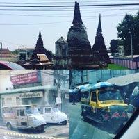Photo taken at Phra Nakhon Si Ayutthaya by Tomo เ. on 3/3/2017