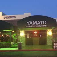 Photo taken at Yamato Japanese Restaurant by Nicole B. on 6/13/2016