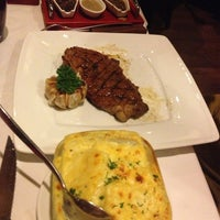 Photo taken at New York Steakhouse by Le Phuong on 2/12/2015