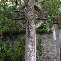 Photo taken at St Canice's Round Tower by Arlene on 8/5/2014