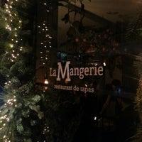 Снимок сделан в La Mangerie пользователем Kaja J. 12/4/2012