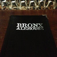Photo taken at Bronx Alehouse by Jordan T. on 4/25/2013