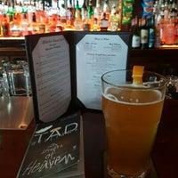 Photo taken at Bleecker Street Bar by Mette K. on 7/21/2016