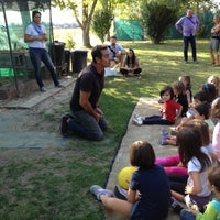 Photo taken at Azienda Agricola Santa Rita by Francesca B. on 9/22/2013