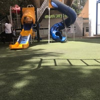 Photo taken at KG Playground by Noura A. on 4/17/2018