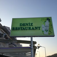 Photo taken at Deniz Restaurant by Deniz Y. on 7/28/2013