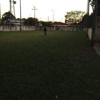Photo taken at Alto Rango F.C. futbol habitual by Adrian O. on 8/10/2013