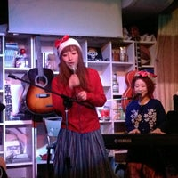 Photo taken at ジェットロボット (原宿 JETROBOT) by mange2 s. on 12/24/2012