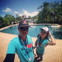 Photo taken at Mukdara Beach Villa And Spa Resort by Danaiwat M. on 6/11/2016