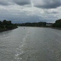 Photo taken at Kanal Rendsburg by Андрей Ш. on 6/24/2014