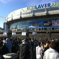 Photo taken at Rod Laver Arena by Lee Hong H. on 11/17/2012
